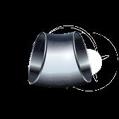 Отводы ГОСТ-17375 сталь-20 (90гр)